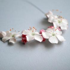 Colier flori de mar