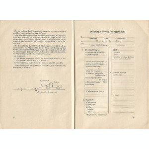 Regulament conducere camioane Wehrmacht armata germana