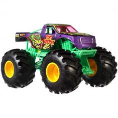 Masinuta Hot Wheels Monster Truck, 1:24, Test Subject, GBV38