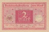 Bancnota Germania 2 Marci 1920 - P59 UNC