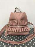 Geanta dama roz gen rucsac+CADOU