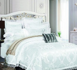 Cumpara ieftin Lenjerie de pat din mătase Valentini Bianco MT010/16