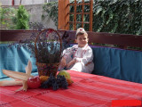 Lavandă 'Codreanca'- flori uscate,butași și săculeți