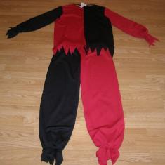 costum carnaval serbare joker pentru copii de 13-14 ani