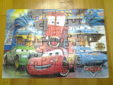 Disney Cars McQueen / puzzle copii 48 piese +3 ani