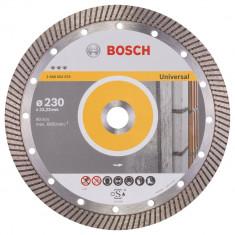 Bosch Best Turbo disc diamantat 230x22.23x2.5x15 mm universal