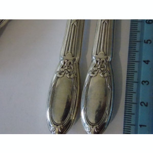 Set cutite argint -9004