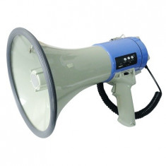 Megafon 60W cu USB, SD, activare prin voce
