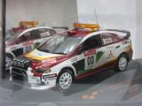 Macheta Mitsubishi Lancer EVO X Vitesse 1:43