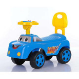 Masinuta Ride-On Happy albastra, Piccolino
