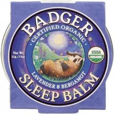 Balsam pentru un somn linistit, Sleep Balm, Badger, 56 g