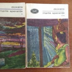 Marile sperante – Dickens