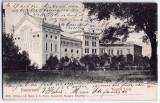 Ilustrata Bucuresti Bucuresci Teatrul Liric circulata 1905 RARA, Printata