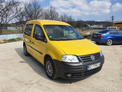 VW Caddy Birou Mobil foto