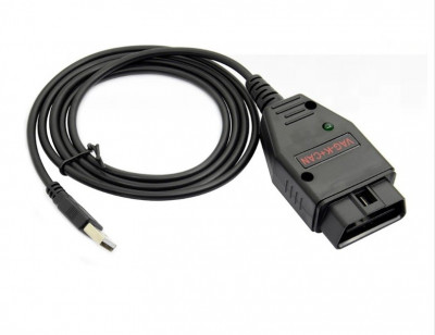 Diagnoza Vag scanner VAG K+CAN Commander 1.4 / Modificare Km / NOU foto