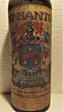 A 46 - Vin VINSANTO PEPE, LA CASUCCIA GAIOLE SIENA, cl 72 gr 16 RECOLTARE 1962