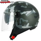 SIFAM - Casca S-LINE Open-Face S706 - CAMOUFLAGE XS-XL