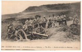 SV * BUCOVINA Artileria Rusa 1914 - 1915 WWI, Sadagura, Circulata, Fotografie, Printata