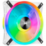 Ventilator Corsair iCUE QL140 RGB 140mm White