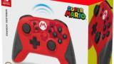 Controller Wireless Horipad Nintendo Switch Mario Edition