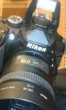 Nikon D5300 cu grip