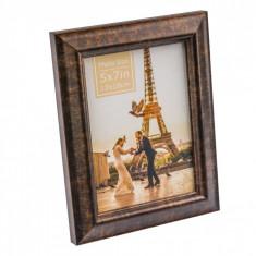Rama foto, model cadru bronz, 13×18 cm