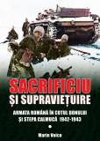 Sacrificiu si supravietuire - Marin Voicu (Slalingrad al doilea razboi mondial)