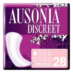 Absorbante pentru Incontinenţă Micro Ausonia (28 uds)