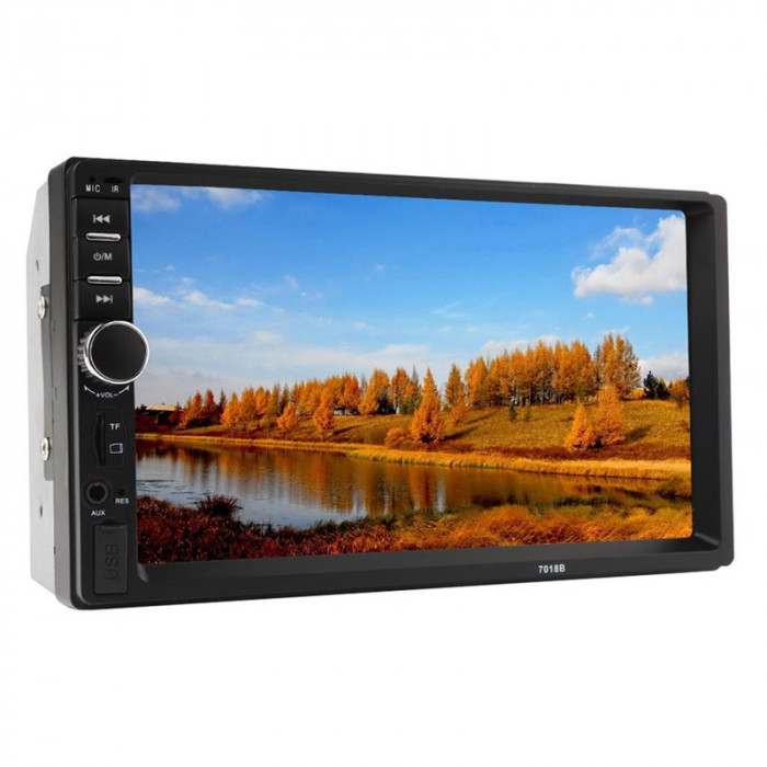 Video player auto bluetooth 7012B, 7 inch, telecomanda
