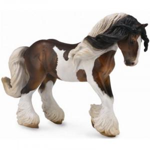 Figurina Armasar Tinker Collecta, 18 x 12.5 cm, 3 ani+