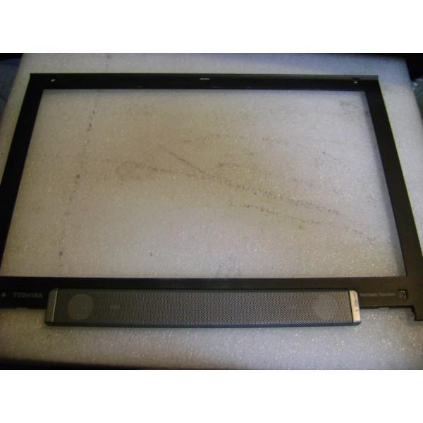 Rama - bezzel laptop Toshiba Satellite M55