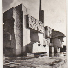 bnk cp Carei - Monumentul eroilor patriei - circulata