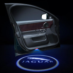 Proiectoare in portiera cu logo JAGUAR - NOU! 5 Watt (set 2 buc)
