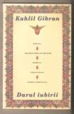 Kahlil Gibran-Darul Iubirii