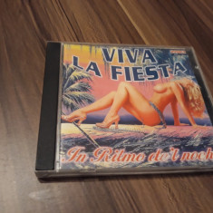 CD VARIOUS FIESTA DE LA NOCHE LATINO MIX