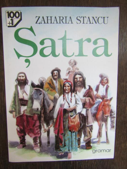 SATRA -ZAHARIA STANCU