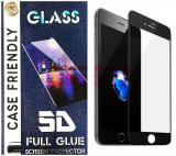 Geam protectie display sticla 5d full glue samsung galaxy a10 black