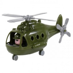 Elicopter militar Alpha 29 cm, Polesie