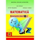 Manual Matematica pentru clasa a VI-a (Ion Petrica), Clasa 6, Manuale