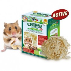 Chipsi Nesting Active 50 g, fasii material lemnos