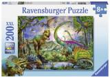 Puzzle Taramul gigantilor, 200 piese, Ravensburger