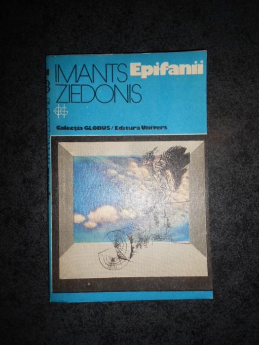 IMANTS ZIEDONIS - EPIFANII