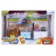 Set magazin de jucarie, model grossery gang, multicolor