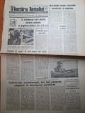 ziarul flacara iasului 18 august 1988-foto zona garii din iasi