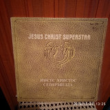 -Y-  JESUS CHRIST SUPERSTAR - DUBLU ALBUM  DISC VINIL LP
