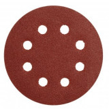 Disc abraziv Yato YT-83447, P180, 115mm, Velcro, 5 buc