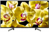 Televizor LED Sony 125 cm (49inch) KD49XG8096, Ultra HD 4K, Smart TV, Android TV, Bluetooth, WiFi, CI+ (Negru)