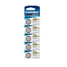 Baterii litiu CR2025 3V Camelion 5 Baterii /Set