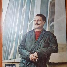 Flacara 8 decembrie 1962-art.si foto despre orasul iasi,cart.floreasca bucuresti