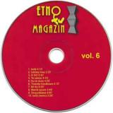 CD Zorica Savu – Etno TV Magazin Vol. 6, original, holograma